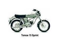 Tomos 15 Sprint