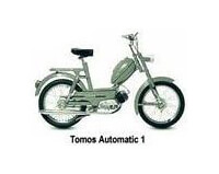 Tomos Automatic 1