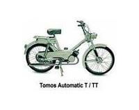 Tomos Automatic T/TT