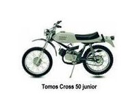 Tomos Cross 50 junior