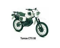 Tomos CTX 80