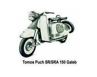 Tomos Puch SR/SRA 150 Galeb