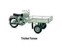 Tomos Tricikel